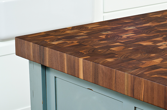 Butcher Block Surfaces